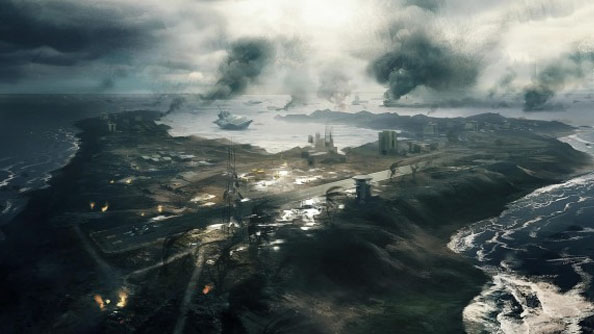Battlefield 3 Wake Island Dog Tag challenge announced. DICE are making it a platform eat platform world out there