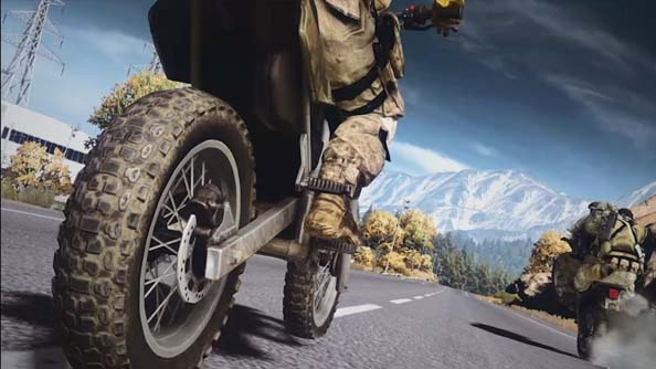 "Battlefield 3: End Game developer interview reveals DLC is about ""speed and agility"""