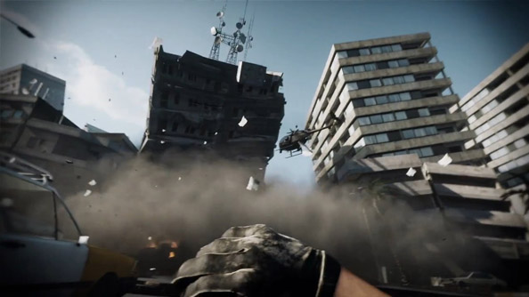 DICE won't be releasing mod tools for Battlefield 3 any time soon due to consoles and hackers
