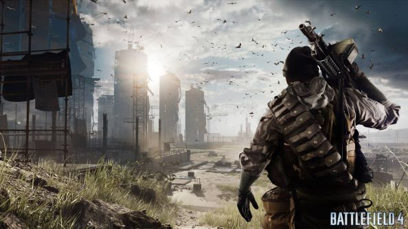 A Battlefield 4 screenshot.