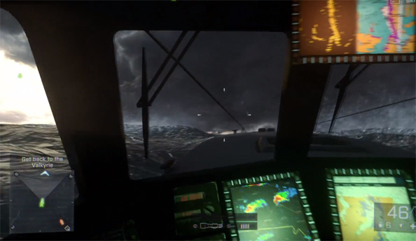 Battlefield 4's Angry Sea demo gets a round of roiling screenshots
