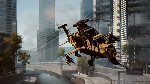 A cheeky bug has been building invisible walls in Battlefield 4 - and we've only just noticed