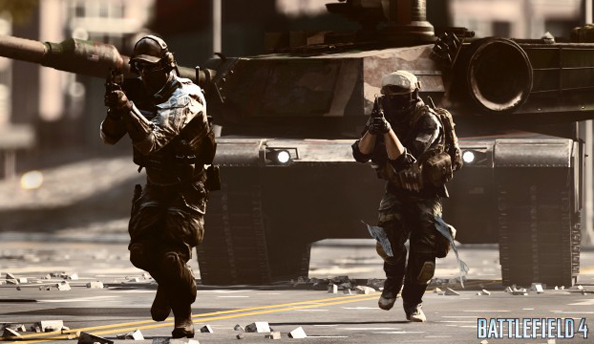 Battlefield 4 E3 footage is all running on PC