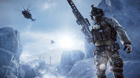 Final Stand DLC will bring bows to Battlefield 4 with explosive and sniper bolts, say dataminers
