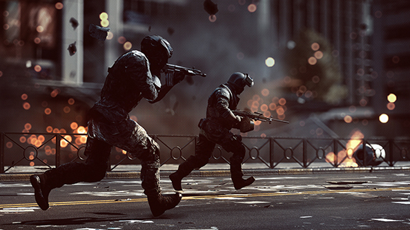 Battlefield 4 spring patch revives Gun Master mode, adds new guns