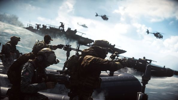 Battlefield 4 PC patch sees off Battle Pickup exploit, debugs Commander mode on mobile