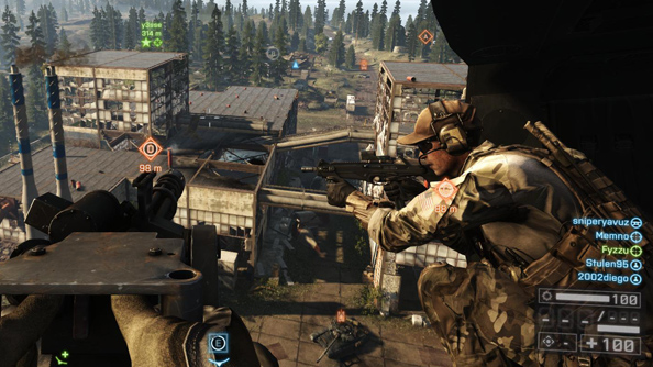 Party up like Charlie Sheen: Battlefield 4 'Platoons' feature will allow pre-game grouping
