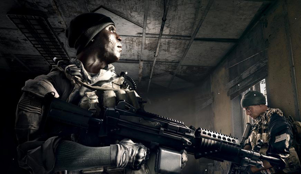 "Battlefield 4 single player has features ""pulled directly from multiplayer"""