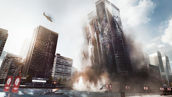 DICE on why you might not want to bring down Battlefield 4's E3 demo skyscraper