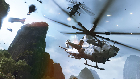 Battlefield Hardline doesn't mean DICE will stop work on Battlefield 4