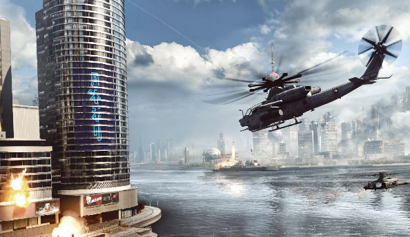 Battlefield 4 campaign plot revealed by EA; Chinese villains confirmed