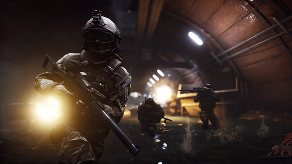 "DICE fiddle with several Battlefield 4 guns to ""highlight their intended roles"""