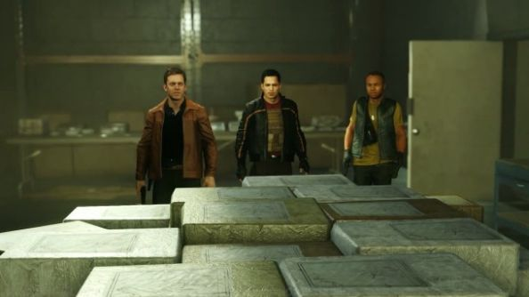 "Visceral promise there won't be any ""gravel voiced super soldiers"" in Battlefield Hardline"