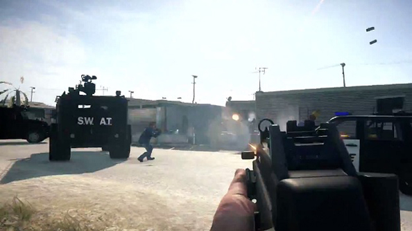 Battlefield Hardline is getting another beta before launch