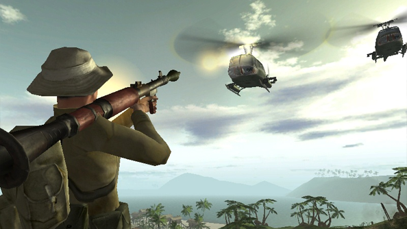 "Battlefield: Vietnam turns 10. ""There was actually an entirely new game mode that was cut late in the project"""