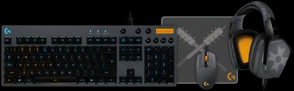 G810 Orion Spectrum Battlefield 1 Edition