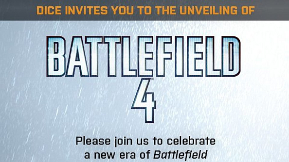 Battlefield 4 officially confirmed; reveal coming March 26th