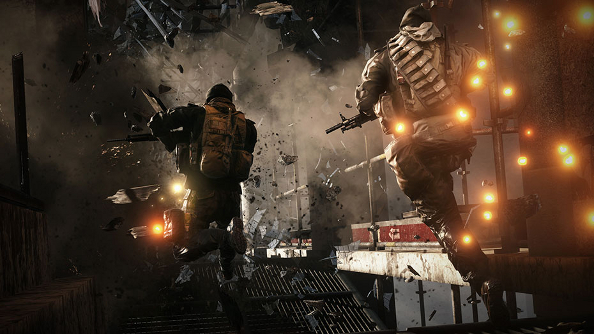 War is cheap in Battlefield 4: it's free for a week and on sale