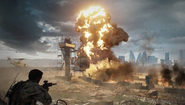 EA hit with another Battlefield law suit