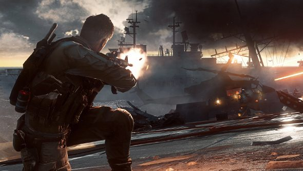 Delayed Battlefield 4 Double XP event starts today