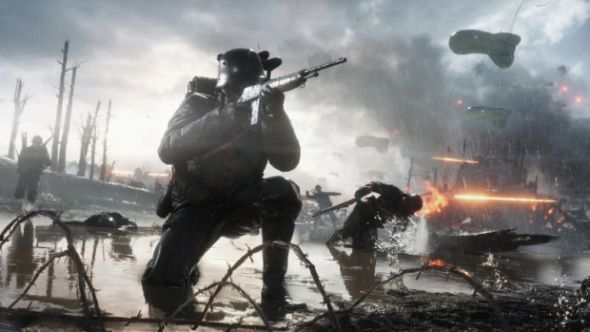 10 hours of Battlefield 1 with two campaign missions and multiplayer