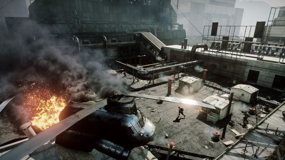 Battlefield 3 End Game DLC will feature dirt bikes, drop ships, CTF mode