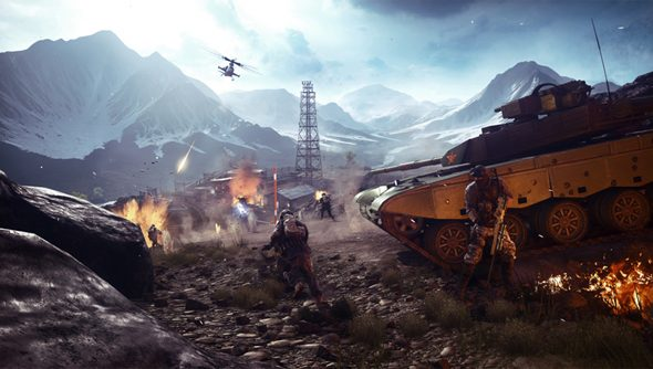 The Battlefield 4: China Rising expansion once featured levelution instances.