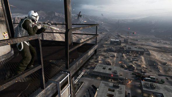 Battlefield 4 community map