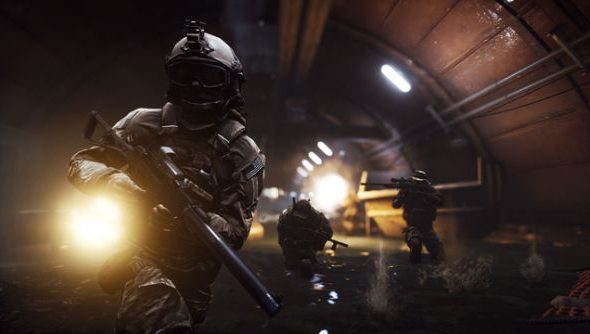 Blue shells in Battlefield 4: that is the sort of rubber banding we want.