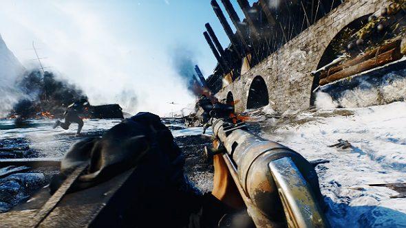 battlefield 5 bleeding out
