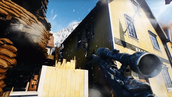 battlefield 5 sniper gameplay