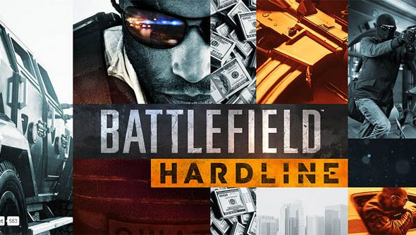 Battlefield Hardline: aviator shades are standard issue for Miami cops.