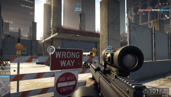 The Battlefield Hardline beta is now open, you know.