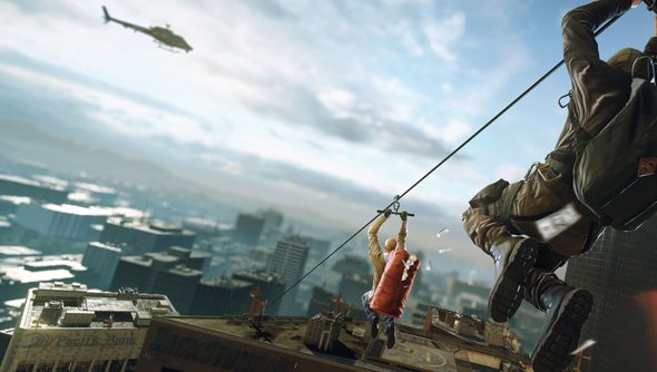 Battlefield Hardline: ziplines are not alone in being new, apparently.
