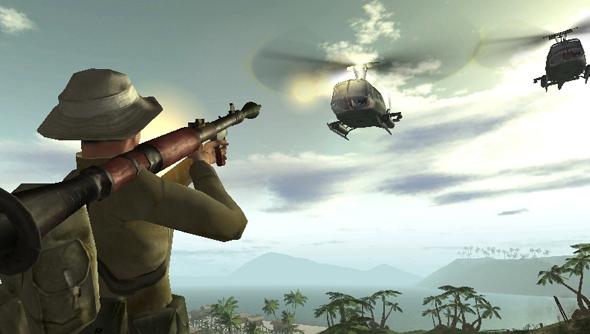 Battlefield Vietnam DICE EA