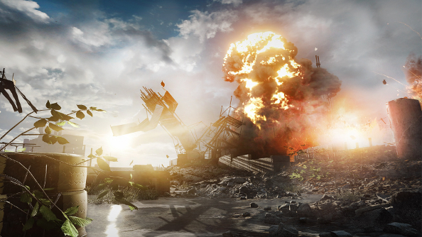 Battlefield 4: Naval Strike Easter Egg hints at nuclear weapons