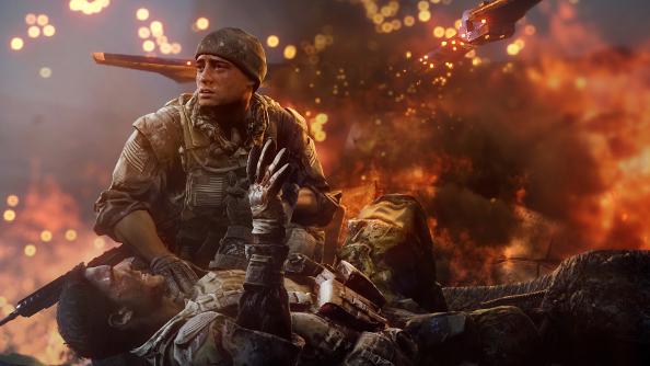 Battlefield 4 rubber banding