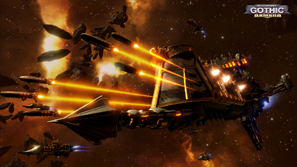 Making it in Unreal: joining the boarding party for Battlefleet Gothic: Armada