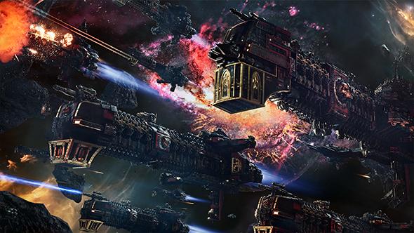battlefleet gothic armada 2 factions release date