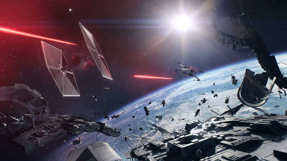 Star Wars Battlefront's Skirmish mode offers alone time with dubious AI