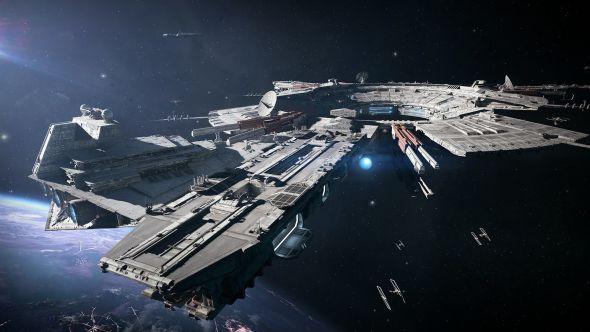 Battlefront 2 space gameplay trailer