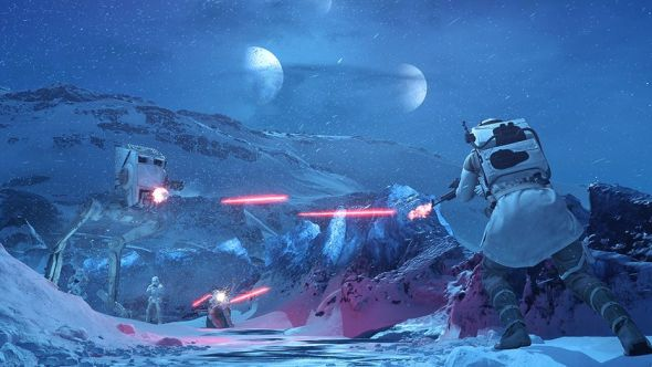 "Dice won't add conquest mode to Battlefront 2, but there's ""things to learn"" from Battlefield"