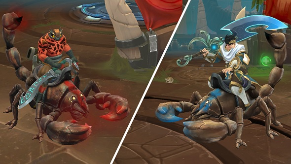 Free games: We have 5000 codes for team arena brawler Battlerite up for grabs!