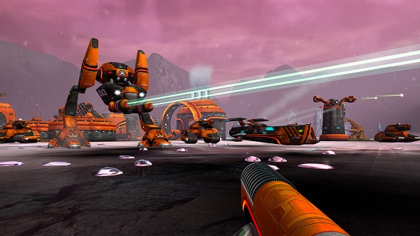 Free games: Win a Steam key for remastered RTS-FPS Battlezone: Combat Commander!