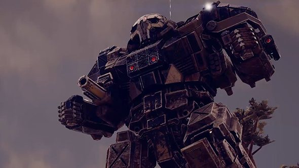battletech speed up