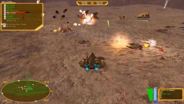 Battlezone 98 Redux Red Odyssey