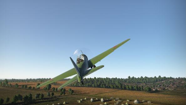 War Thunder BB-1