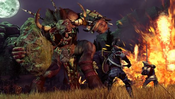 Beastmen Total War: Warhammer