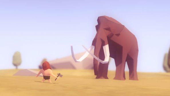 Before, the prehistoric survival sim, joins the Facepunch Studios tribe
