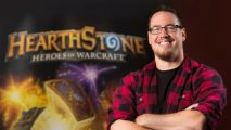Ben Brode streams Hearthstone